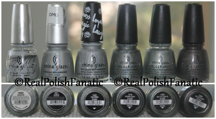 06-18-2017 China Glaze Silver Holo Comparisons (1)