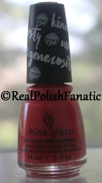 China Glaze Applejack Of My Eye
