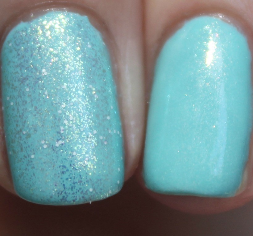 China Glaze One Polished Pony with Hay Girl Hay