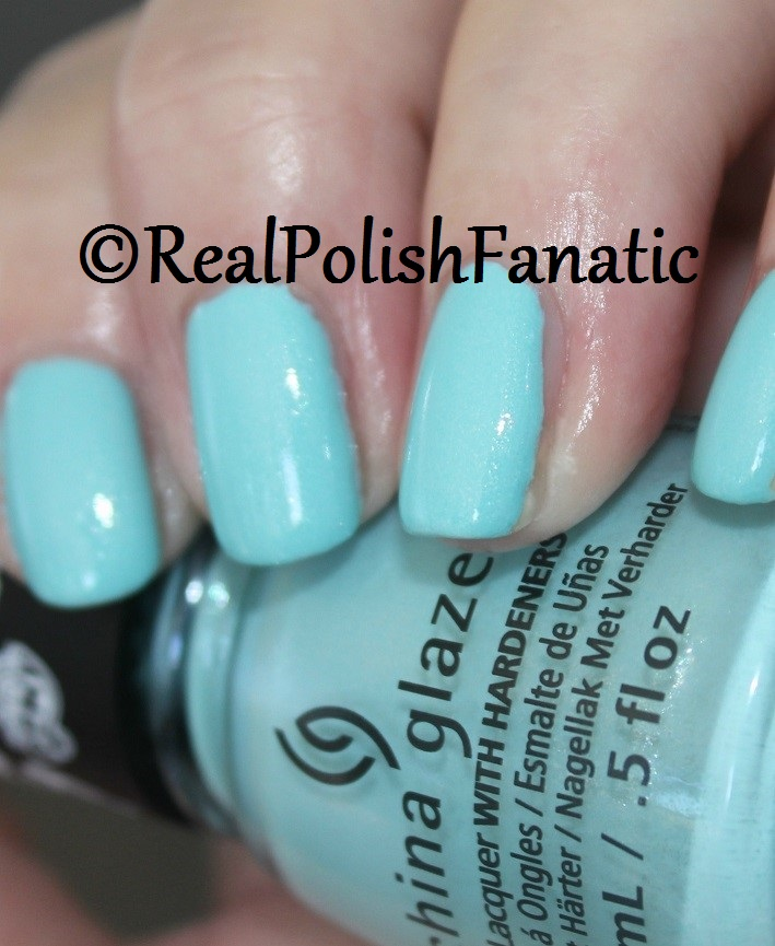 China Glaze One Polished Pony