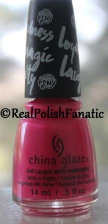 China Glaze She's A Mane-iac