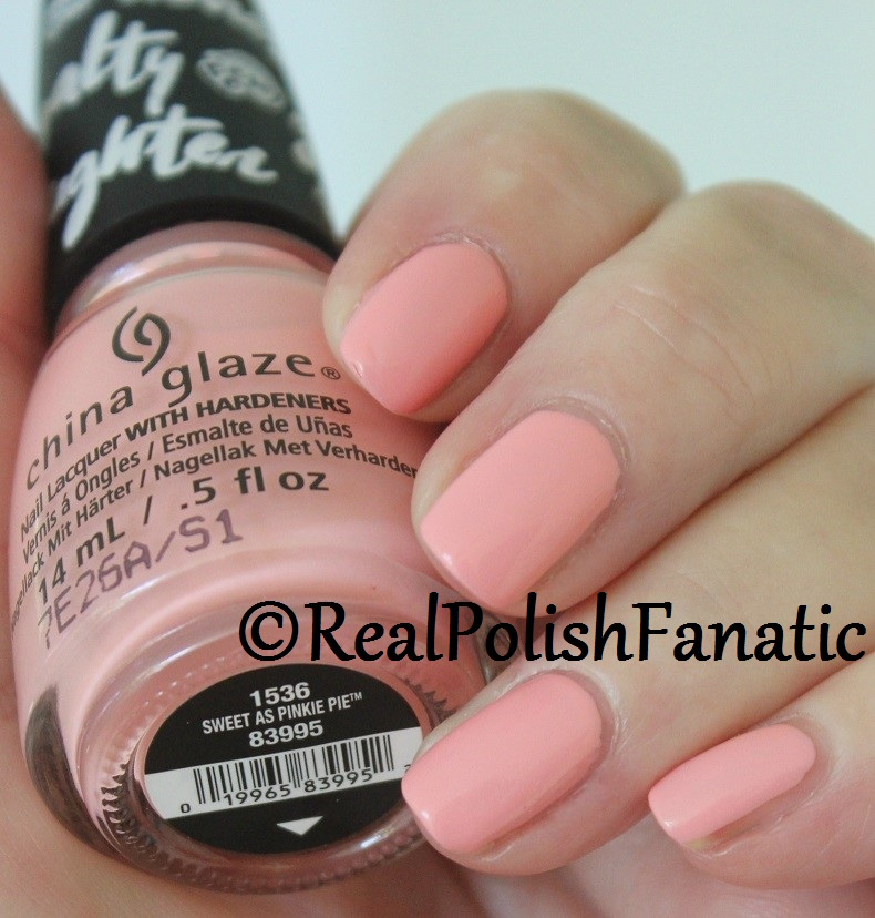China Glaze Sweet As Pinkie Pie