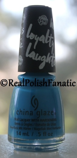 China Glaze Too Busy Being Awesome