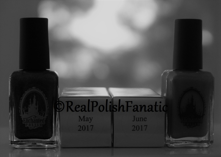 Enchanted Polish Monthly Mystery - May 2017 & June 2017