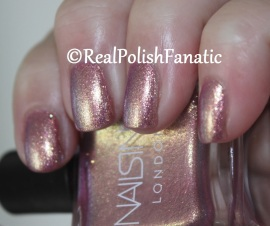 Nails Inc - Dream Dust - Sparkle Like A Unicorn Nail Polish Duo