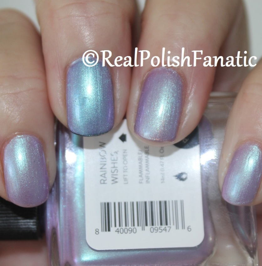 Nails Inc - Rainbow Wishes - Sparkle Like A Unicorn Duo