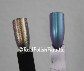 Nails Inc - Dream Dust & Rainbow Wishes - Sparkle Like A Unicorn Nail Polish Duo