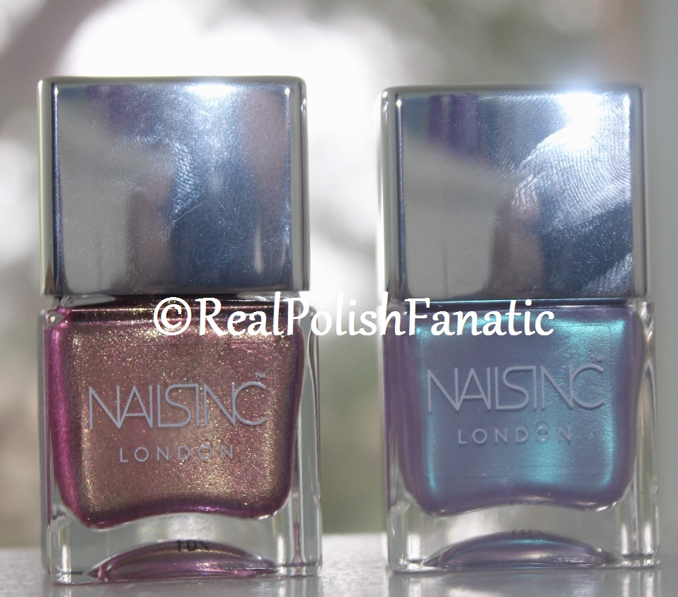Nails inc unicorn nail polish