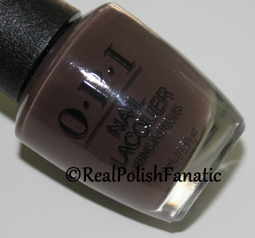 OPI Iceland Collection That's What Friends Are Thor
