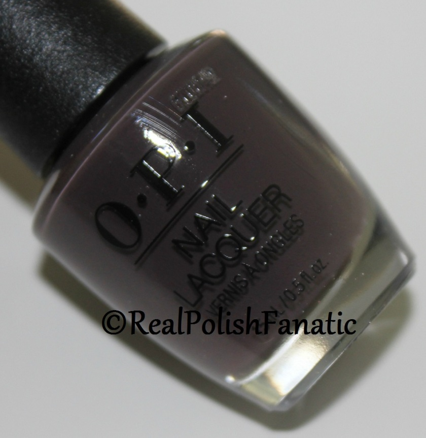 OPI Iceland Collection Krona-logical Order