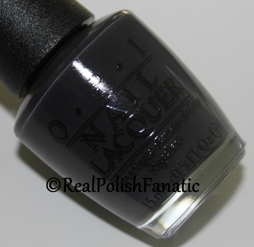 OPI Iceland Collection Suzi & The Arctic Fox