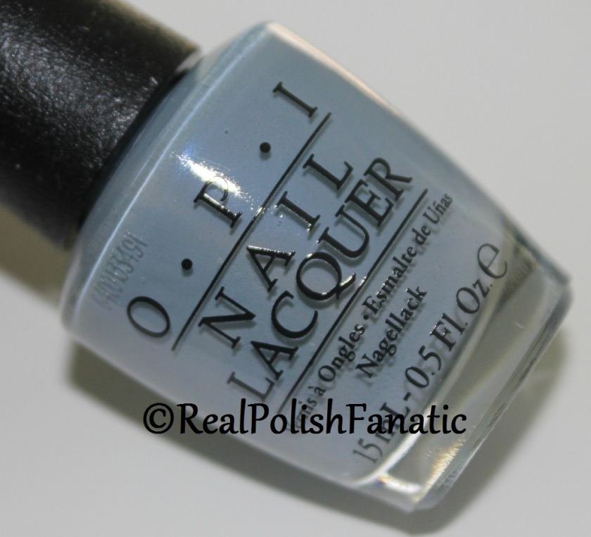 OPI Iceland Collection Check Out The Old Geysirs