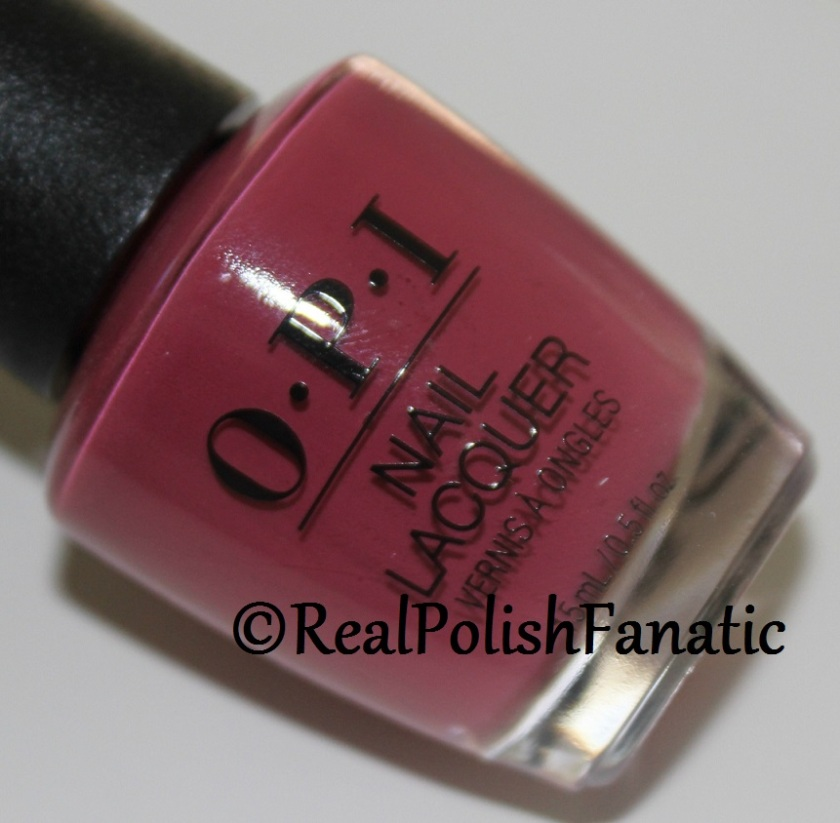 OPI Iceland Collection Aurora Berry-alis