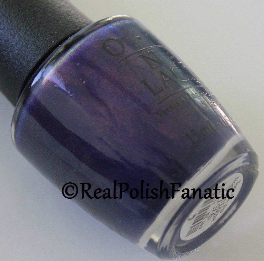 OPI Iceland Collection Turn On The Northern Lights