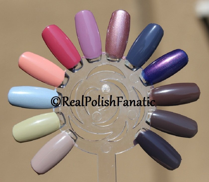 Sneak Peek Fall 2017 Opi Iceland Collection Bottle
