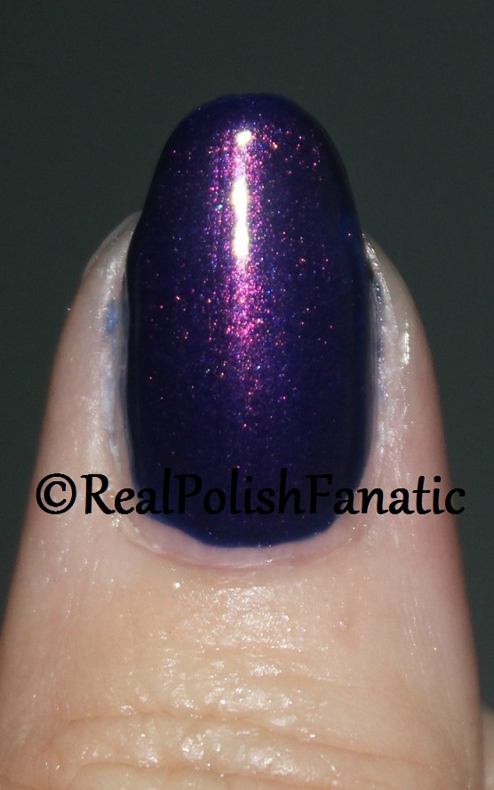 OPI Turn On The Northern Lights! (5)