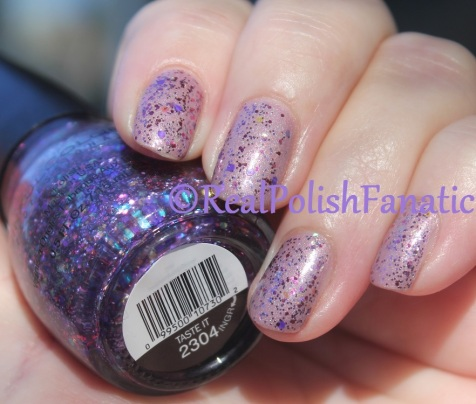 Sinful Colors Taste It added to Supermoon Lacquer Eta Lupi