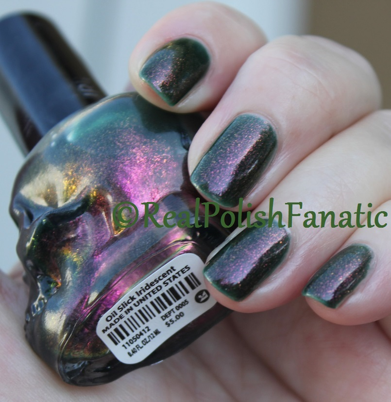 Blackheart Beauty – Oil Slick Iridescent // Hot Topic Exclusive ...