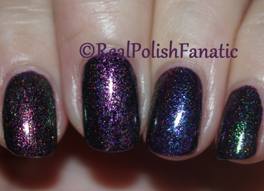 ILNP Real Magic™ Toppers - Limitless, Mile High, Moonstone, Renegade over Dark Purple Holo Blackheart Beauty