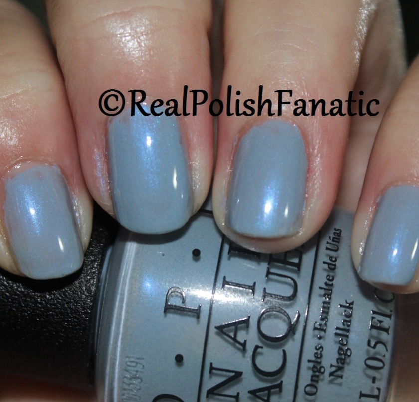 OPI Check Out The Old Geysirs 1 coat