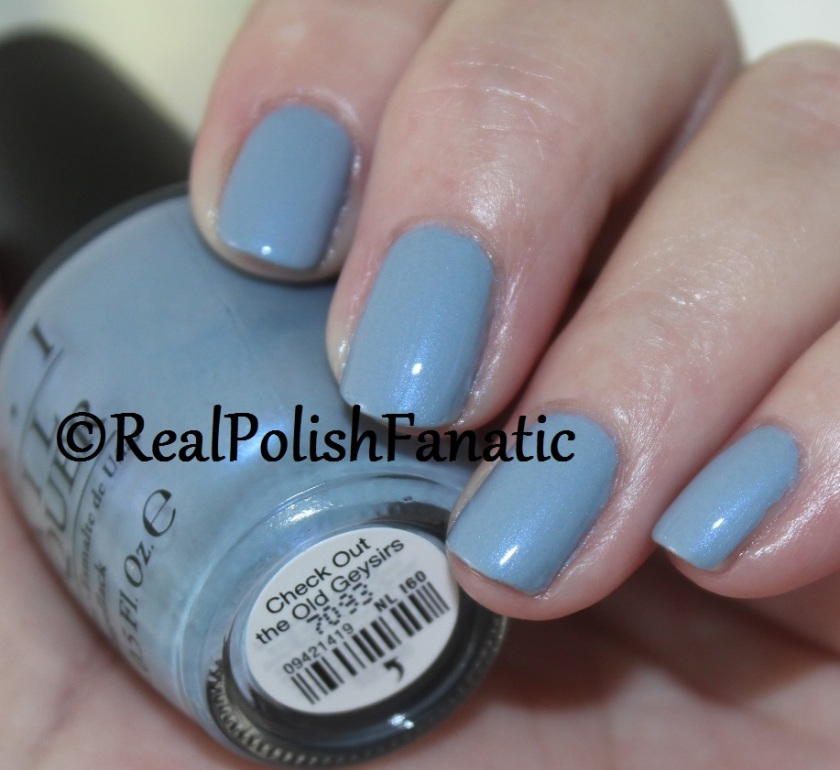 3. OPI Check Out The Old Geysirs (3)