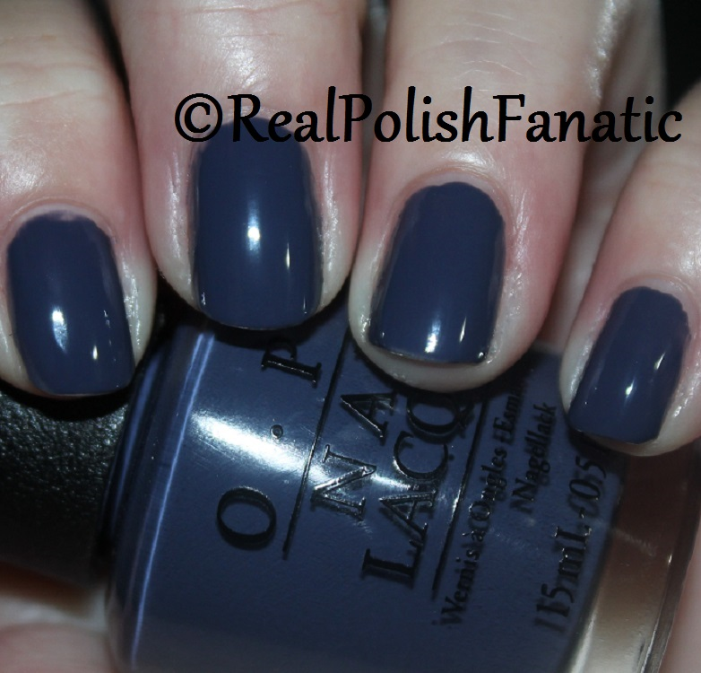 OPI Less Is Norse - 1 coat