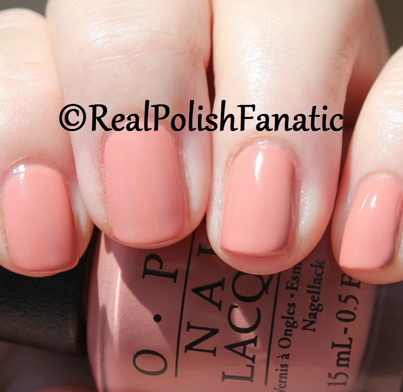 4. OPI I'll Have A Gin & Tectonic (12)