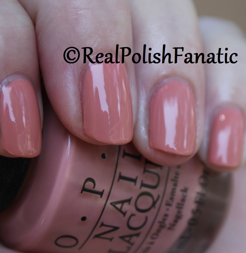 4. OPI I'll Have A Gin & Tectonic (15)