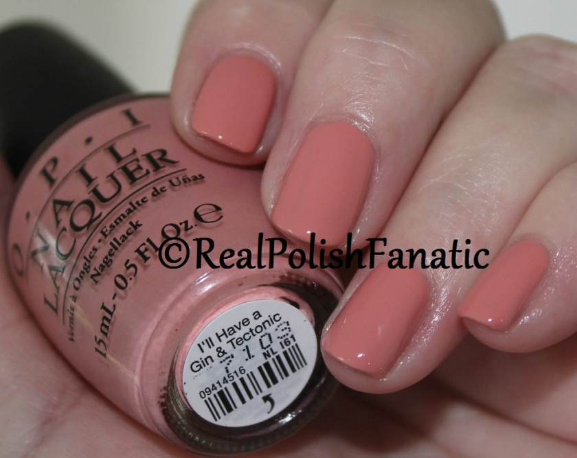 4. OPI I'll Have A Gin & Tectonic (3)