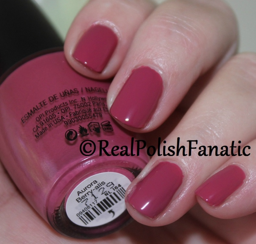 5. OPI Aurora Berry-alis (3)