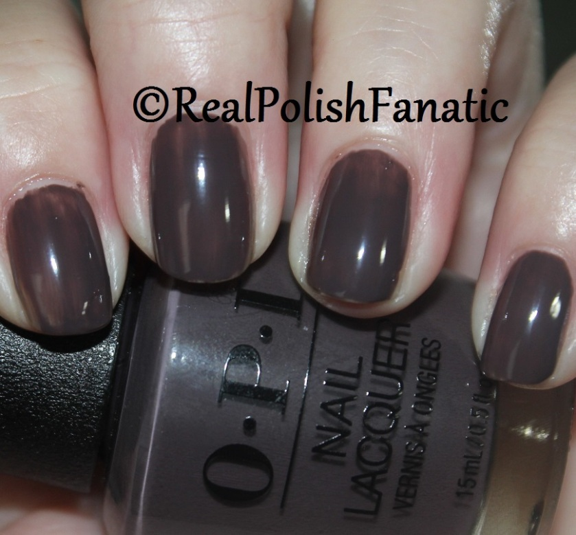OPI Krona-logical Order - 1 coat