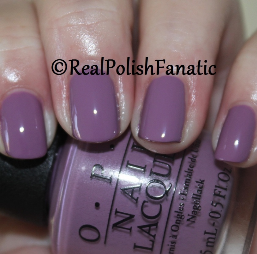 6. OPI One Heckla of a Color! (1)