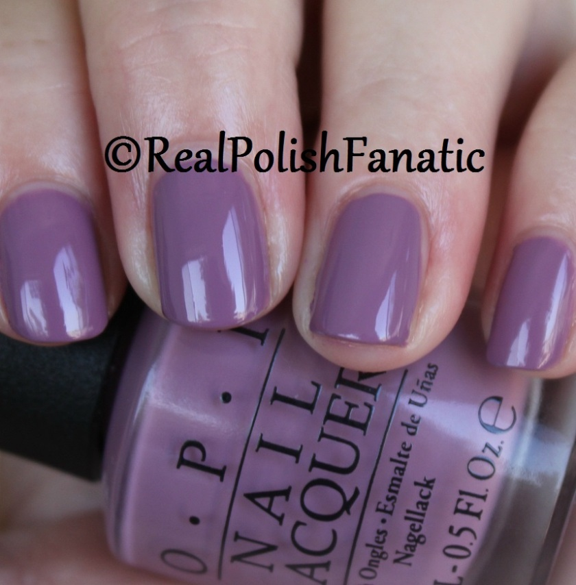 6. OPI One Heckla of a Color! (10)