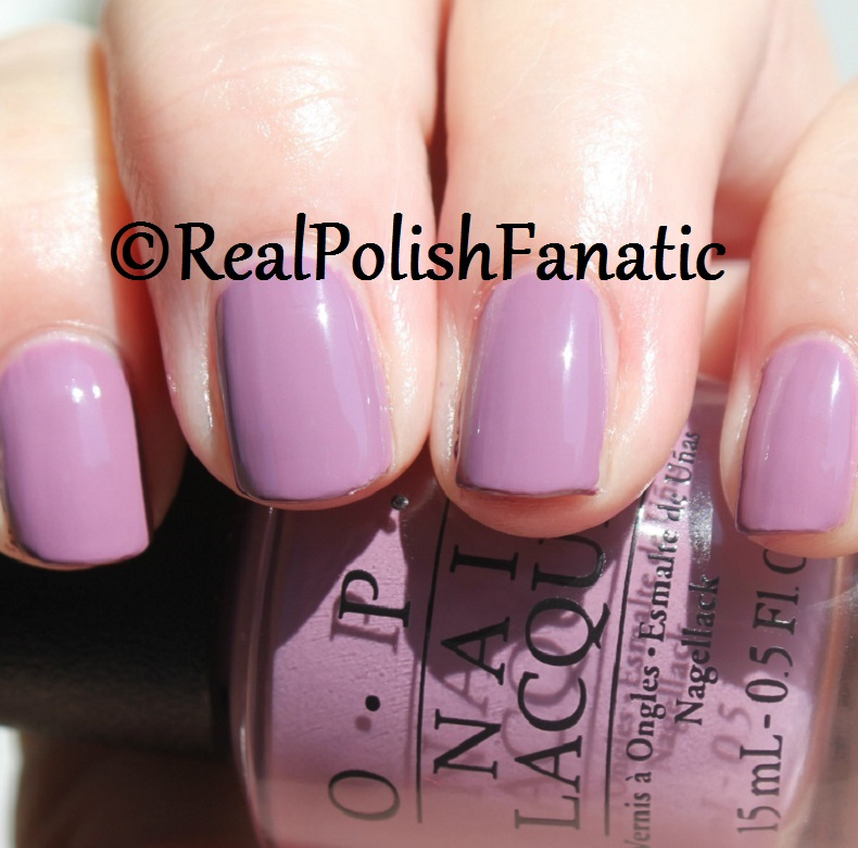 6. OPI One Heckla of a Color! (13)