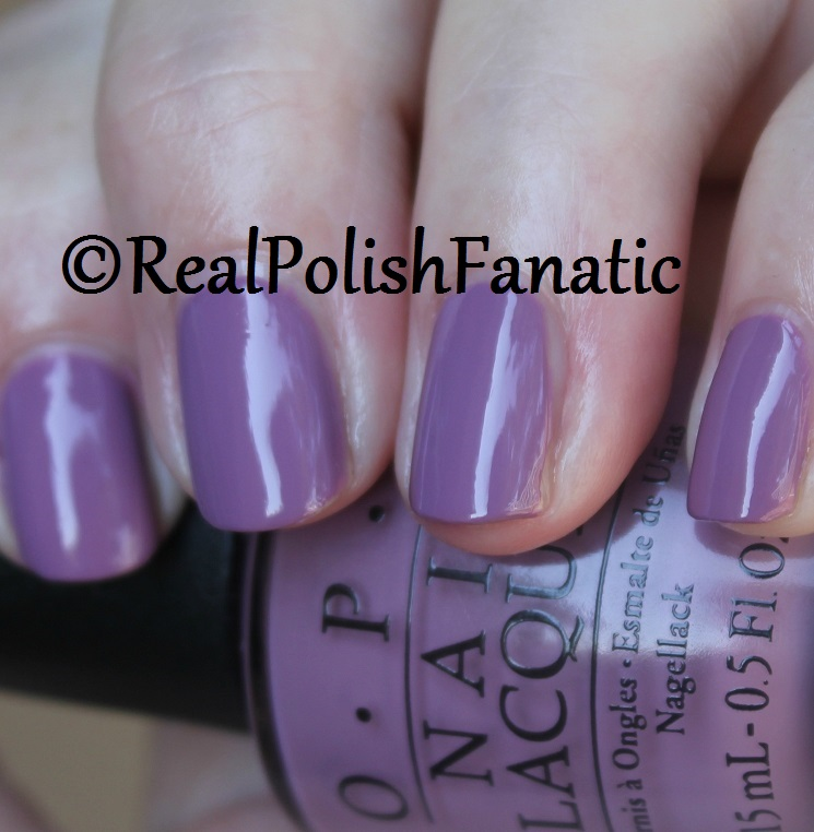 6. OPI One Heckla of a Color! (15)