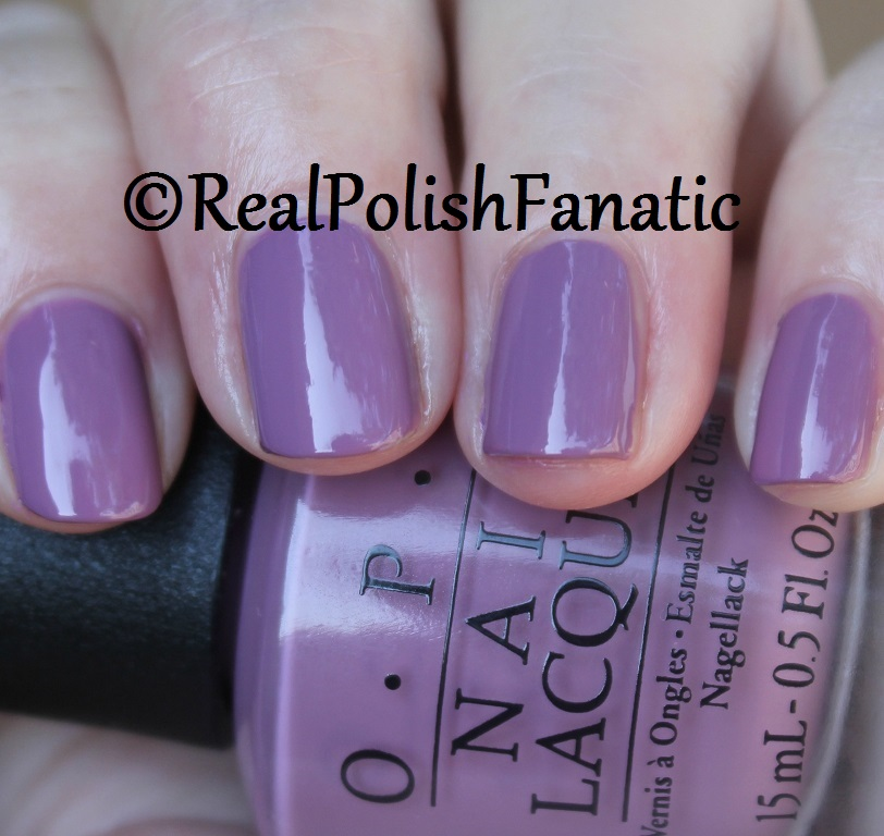 OPI Iceland Collection – Fall/Winter 2017 // Swatches and Review ...