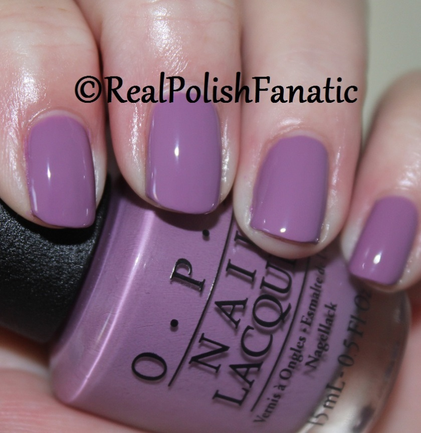 6. OPI One Heckla of a Color! (2)