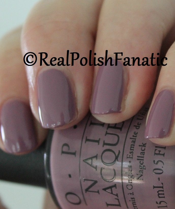 6. OPI One Heckla of a Color! (5)