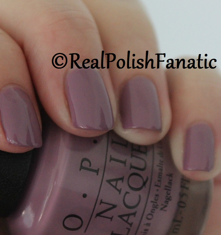 6. OPI One Heckla of a Color! (6)