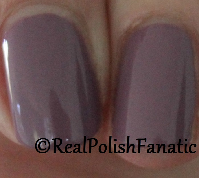 6. OPI One Heckla of a Color! (7)