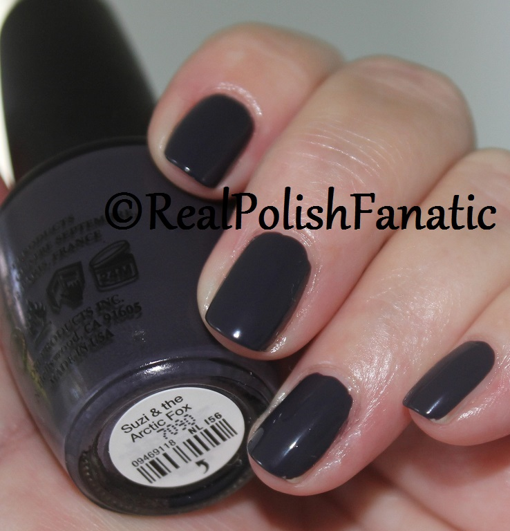 6. OPI Suzi & the Arctic Fox (4)