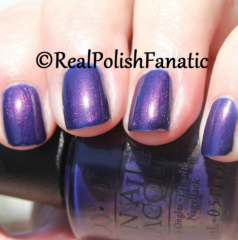 7. OPI Turn On The Northern Lights (11)