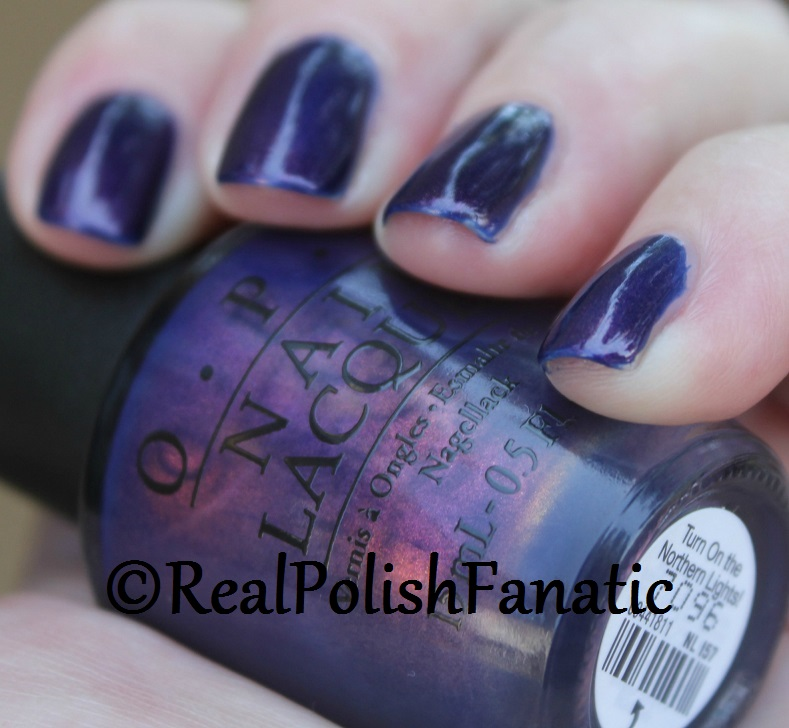 7. OPI Turn On The Northern Lights (24)
