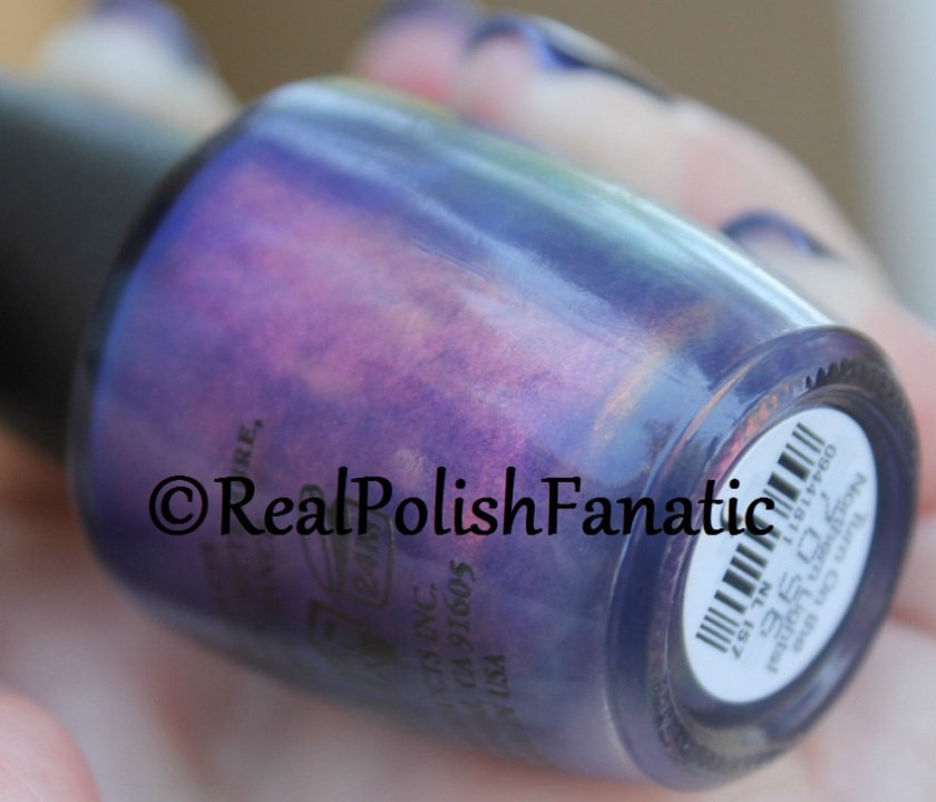 7. OPI Turn On The Northern Lights (25)
