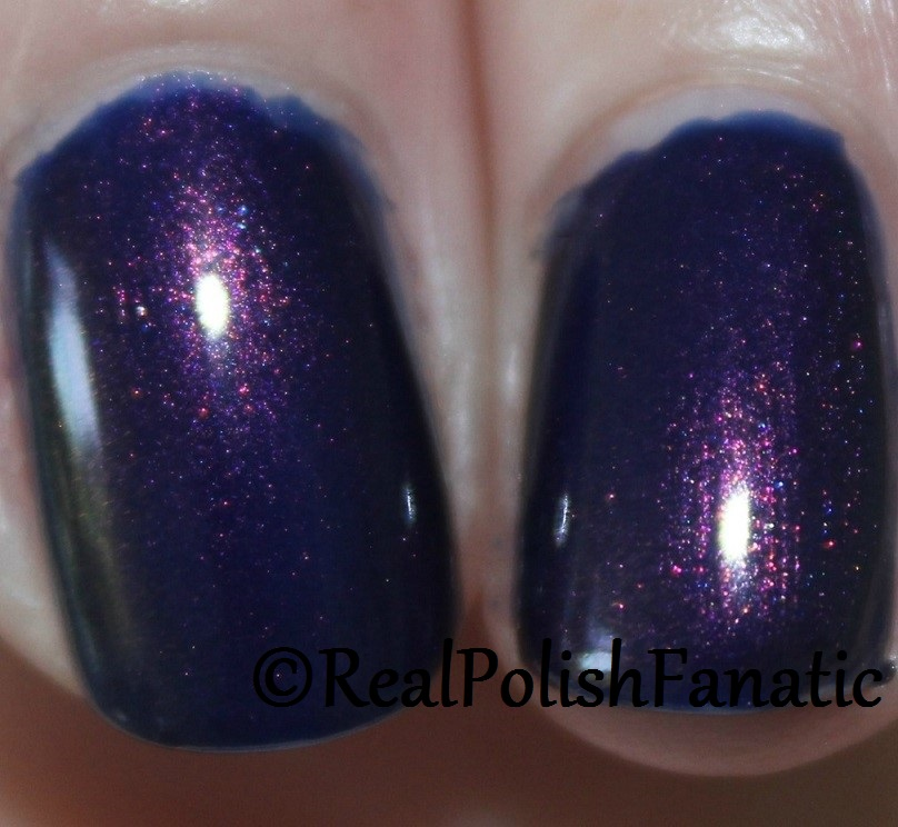 7. OPI Turn On The Northern Lights (4)