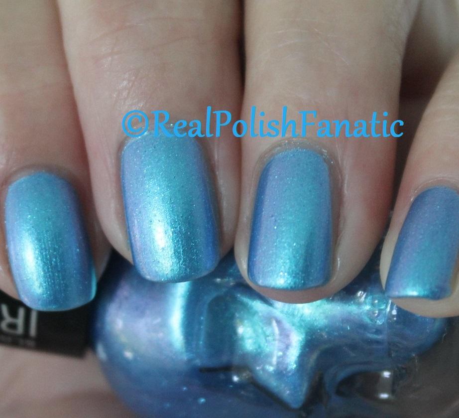 Blackheart Beauty – Blue Iridescent // Hot Topic Exclusive Polish ...