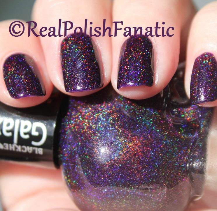 Blackheart Beauty Dark Purple Galaxy (33) – RealPolishFanatic