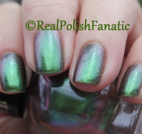 Blackheart Beauty - Green AB Iridescent