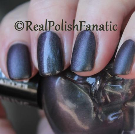 Blackheart Beauty - PRP-GRN Shimmer Satin Matte