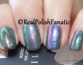 ILNP Real Magic™ Toppers – Limitless, Mile High, Moonstone, Renegade over Blackheart Beauty Grey Iridescent